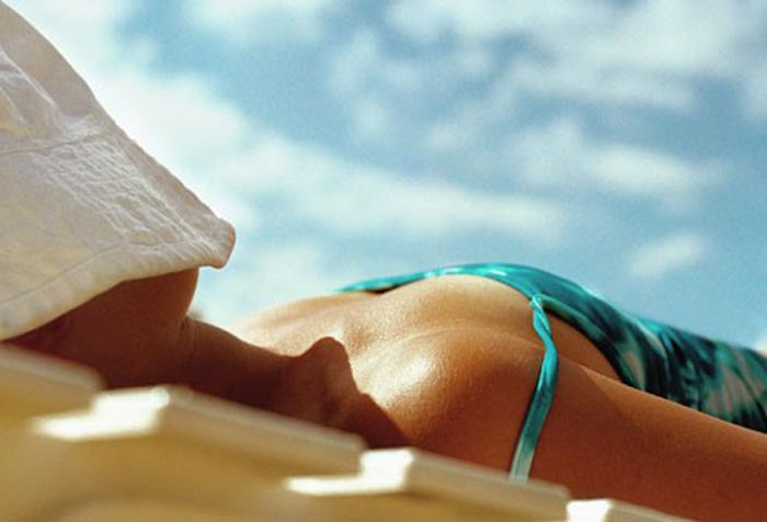 نور خورشید با پوست شما چه می کند؟