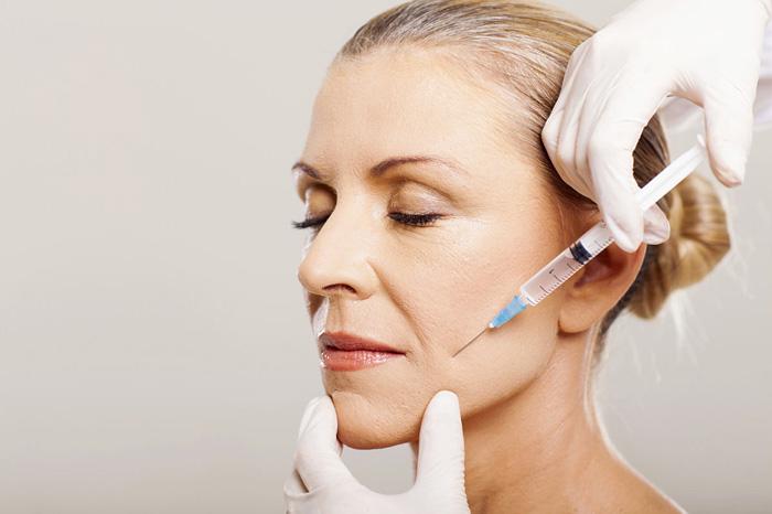 تزریق بوتاکس و عوارض جانبی