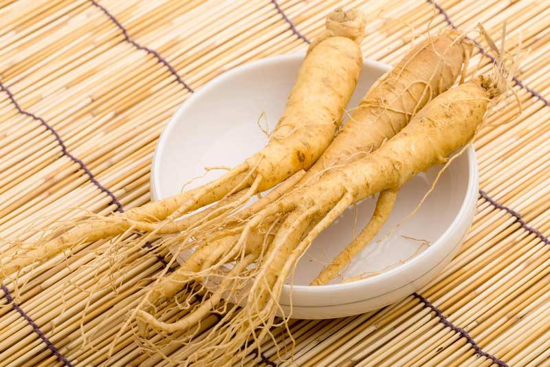 گیاه جینسینگ درمان ریزش مو