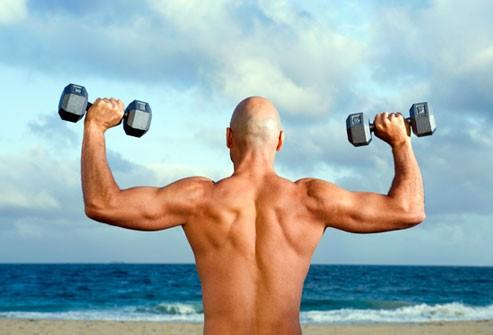ورزش کنید و مثبت اندیش باشید