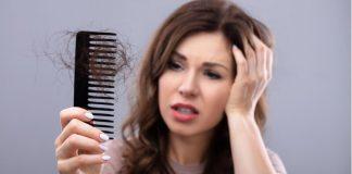 دلایل ریزش موی زنان