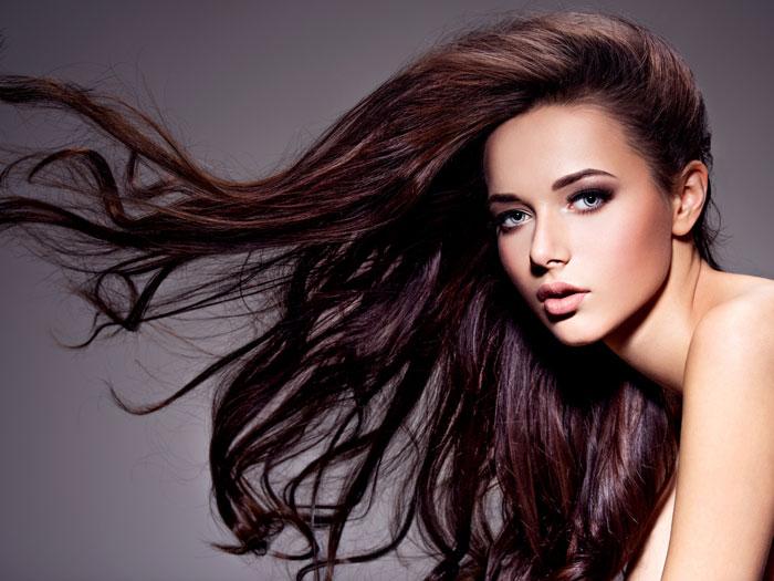 موهای سالم و درخشان با مصرف این مواد غذایی