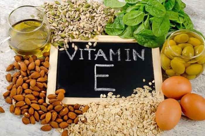 تاثیر ویتامین E بر مو چیست؟