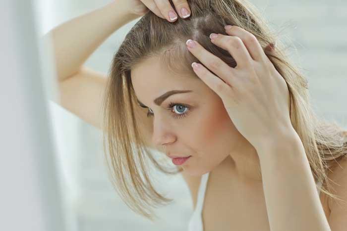 دلایل ریزش مو و افزایش وزن در زنان را بشناسید!