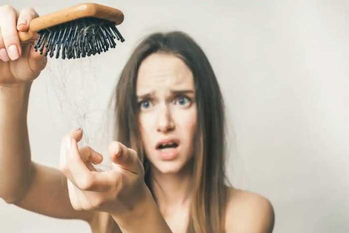 ریزش مو از استرس؟ آنچه باید در مورد ریزش مو و افزایش وزن مزمن بدانید!