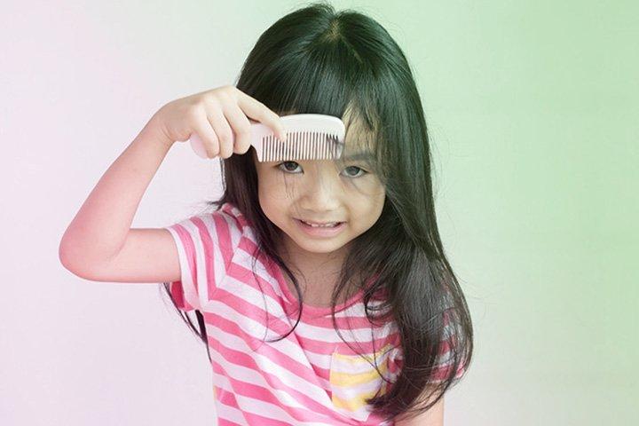 دلایل و درمان ریزش مو در کودکان