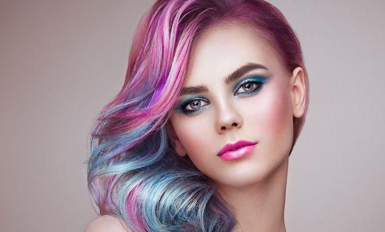 عوارض جانبی رنگ کردن مو چیست ؟