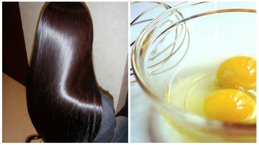 استفاده از ماسک تخم مرغ برای مو ها