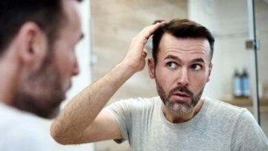 ریزش طبیعی مو چقدر است؟