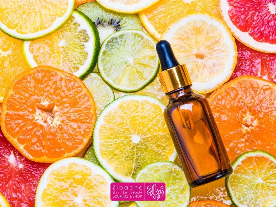 استفاده از اسید سیتریک برای اسید تراپی پوست