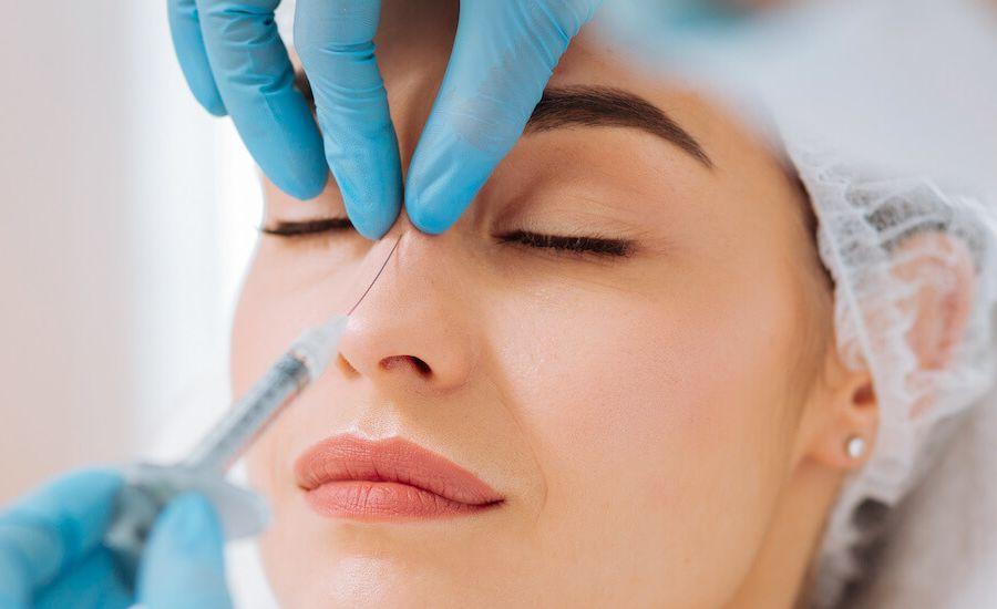 عوارض تزریق آنزیم هیالاز به بینی